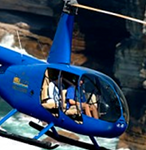 Blue Mountains Helicopter Flight 2
