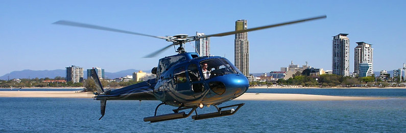 Gold Coast Helicopter Flight 5 Minutes