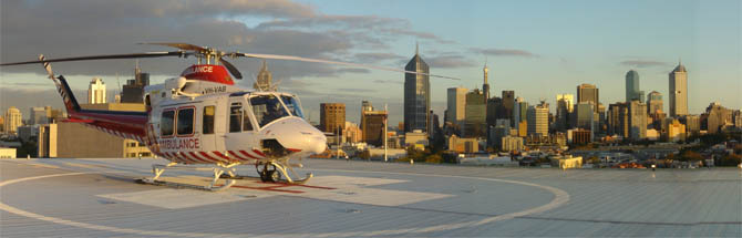 Melbourne Helicopter Flights