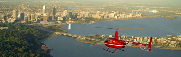 Perth Helicopter Tours