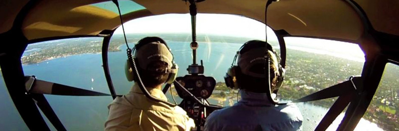 Perth Helicopter Lessons