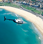 Sydney Coast Helicopter Flight 3