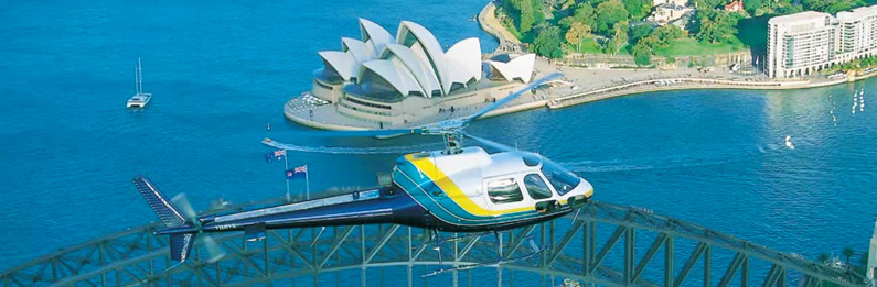 Sydney Harbour Helicopter Flights