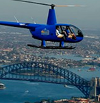 Sydney Harbour Helicopter Thrill Flight 1