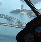 Sydney Harbour Helicopter Flight 1