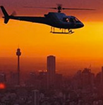 Sydney Twilight Helicopter Flight 1