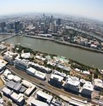 Brisbane City Helicopter Flight 3