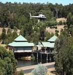 Milbrook Winery Helicopter Tour 1