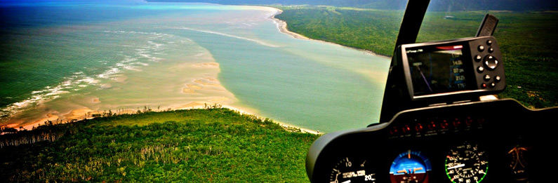 Daintree Rainforest Helicopter Flights