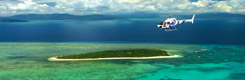 Great Barrier Reef 60 Minute Helicopter Tour