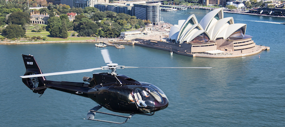 Hunter Valley Scenic Flight With Lunch  Helicopter Tours